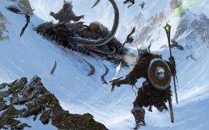 Skyrim-Mammoth