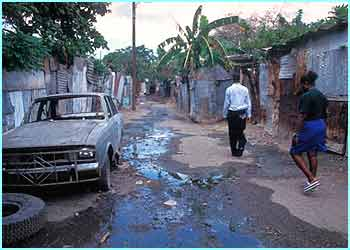 Poverty in jamaica essay