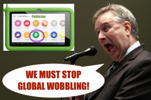 Stop the Global Wobbles